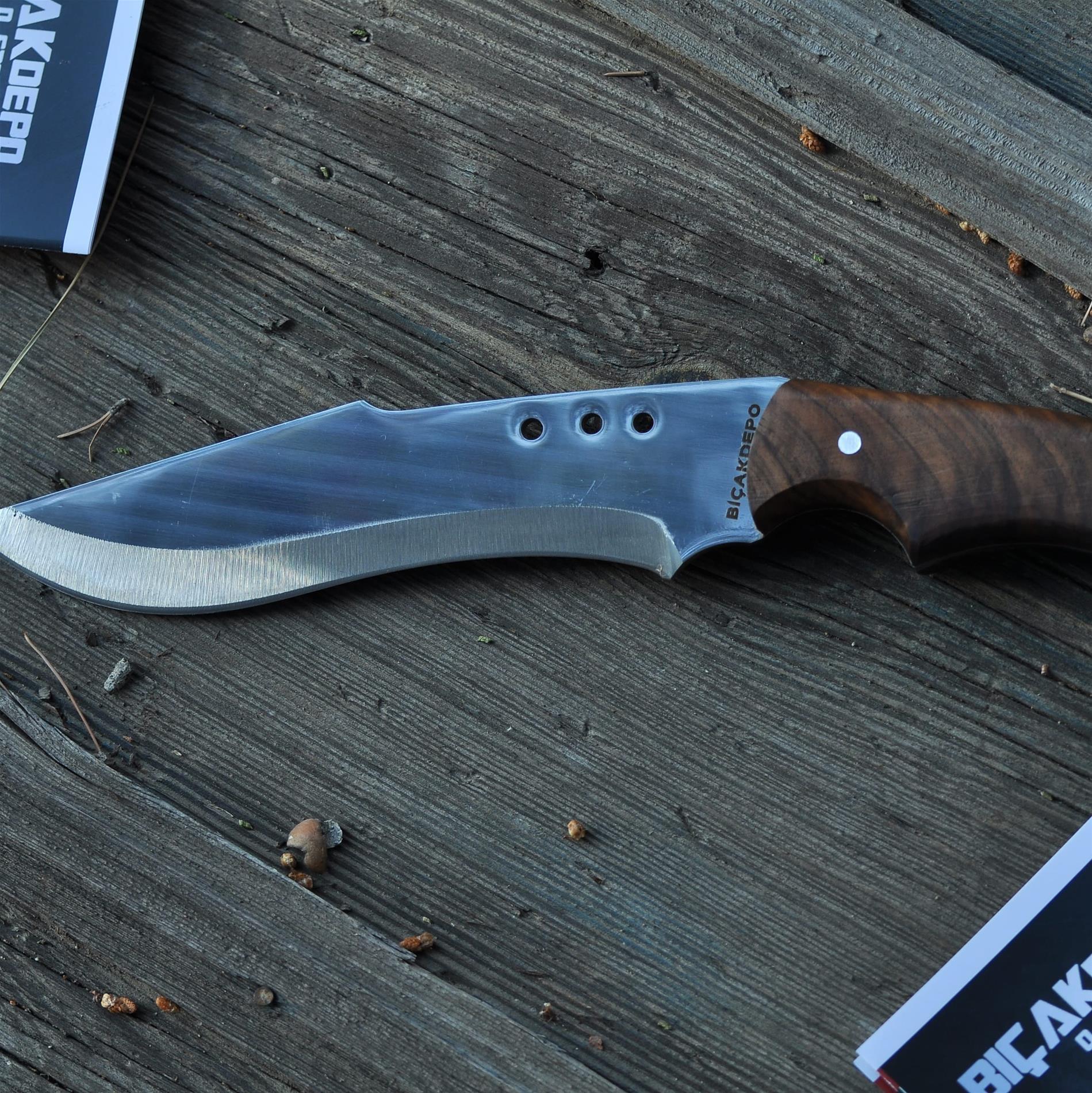 Savaş bıçakları - uzun bir geçmişi olan soğuk çelik